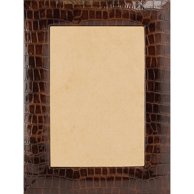 faux-crocodile-frame-brown-front1