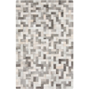 outback-rug-8-10-checker-grey-front1