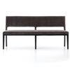 sara-dining-bench-velvet-grey-front1