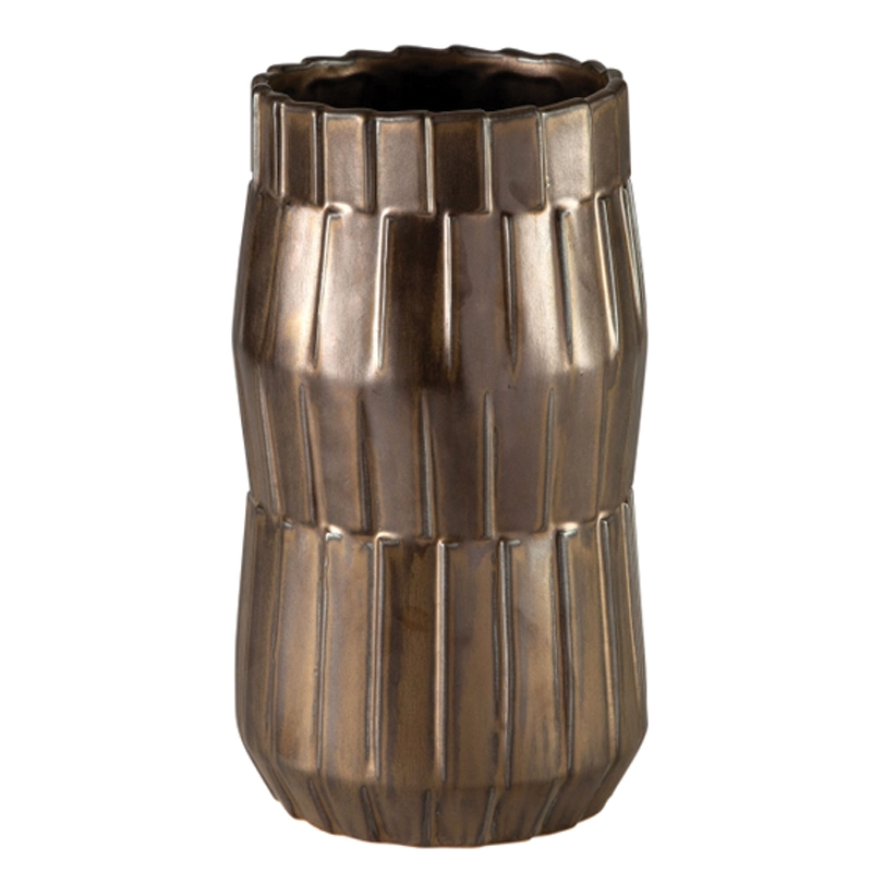 metallic-bronze-basket-vase-small-front1