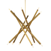 viper-chandelier-natural-brass-front3