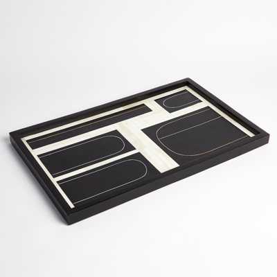 Brass Loop Tray-34