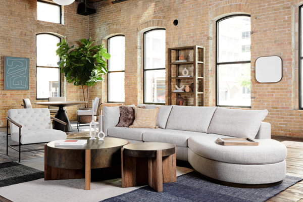 Picture for category Upholstered Sectionals
