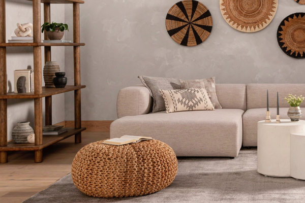 Picture for category New Ottomans + Stools