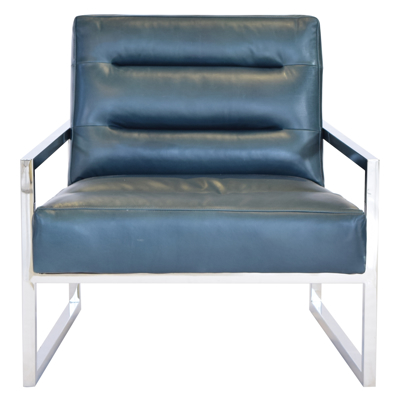 Picture of Delancy Leather Chair
