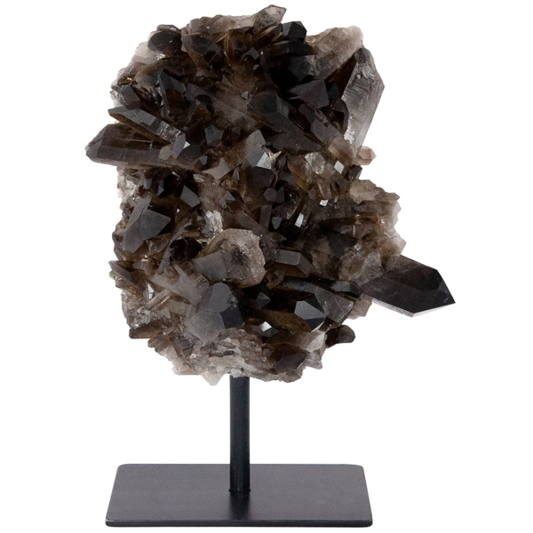 smokey-quartz-formation-medium-front1