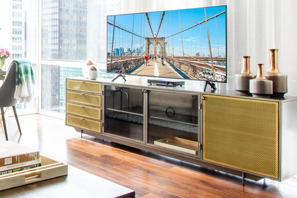 Picture for category New York - Cabinets + Buffets + Shelving