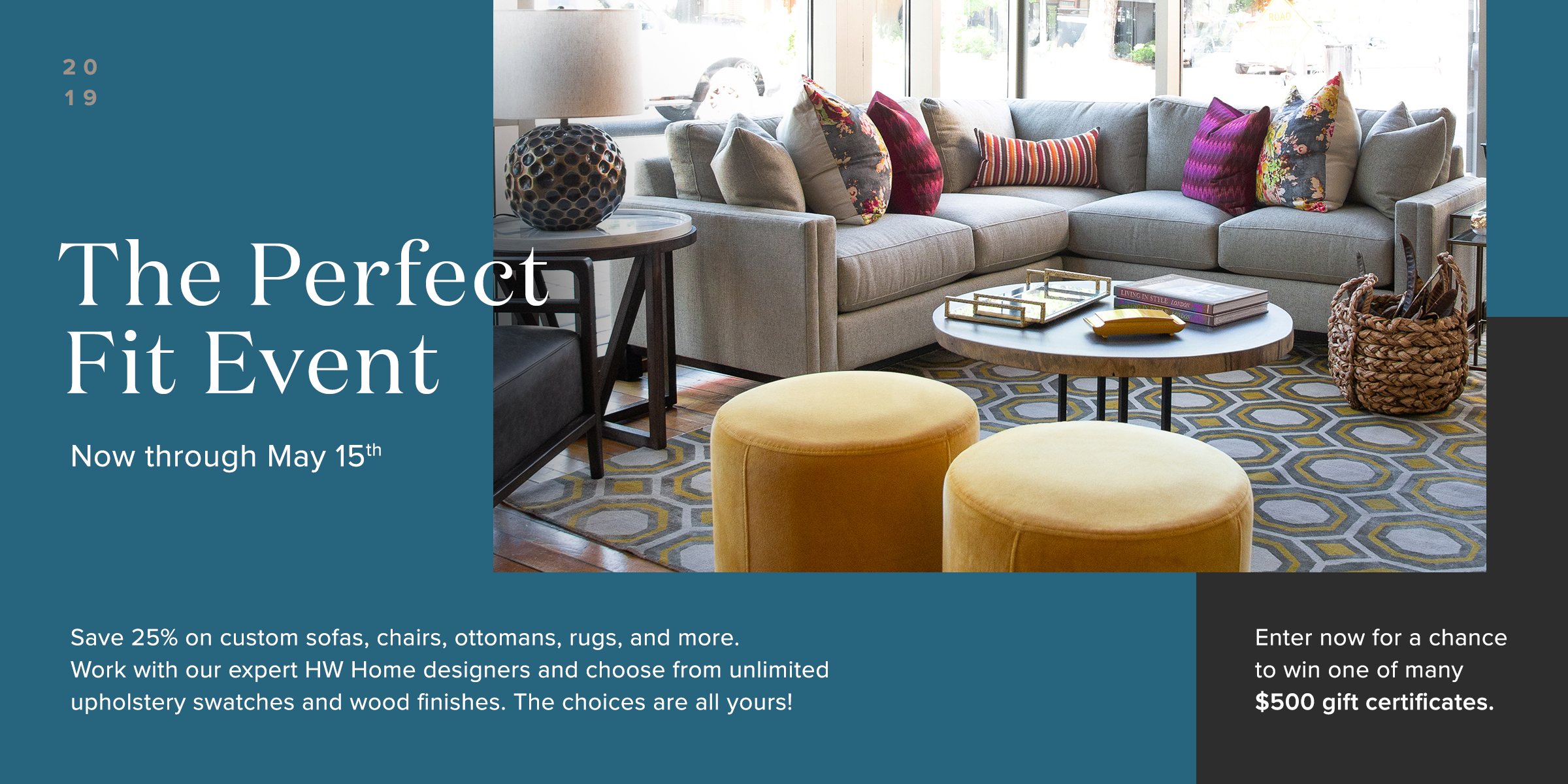 Perfect Fit Event 2019 Spring